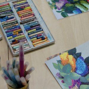 Dessin - Aquarelle et Pastel