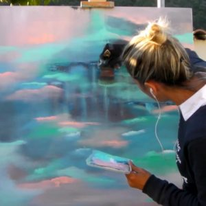 Cours de peinture acrylique et huile à Rennes