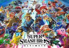 Vendredi 29 mars – Tournoi jeux-vidéo «Super Smash Bros»